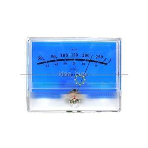 Image 4 - DYKB VU מטר פנל DB רמת כותרת אודיו מגבר כוח מחוון מד שולחן Preamp אודיו מד כוח עם LED תאורה אחורית