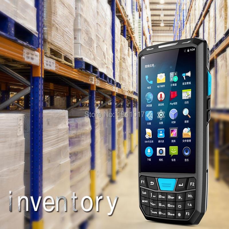 Android 8 0 Pda Rugged Handheld