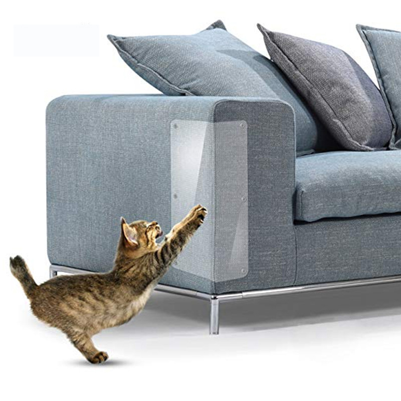 WHISM Anti Scratch Post Pads Furniture Couch Corner