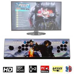 2177 HD Ретро игры 3D Pandora's Key 7 аркадная видео Игровая приставка 1920x1080P Поддержка TF карты и USB накопитель