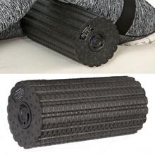 Adjustable Vibrating Foam Roller Massager Relieve Muscle Fatigue Yoga Foam Block Fitness Accessories Electric Vibration Massage