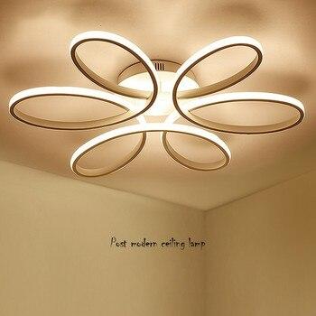 LOFAHS Ɩ�しいモダン Led Â�ャンデリアリビングルームベッドルームダイニングルームのためルームアルミ本体屋内ホームシャンデリアランプ照明器具