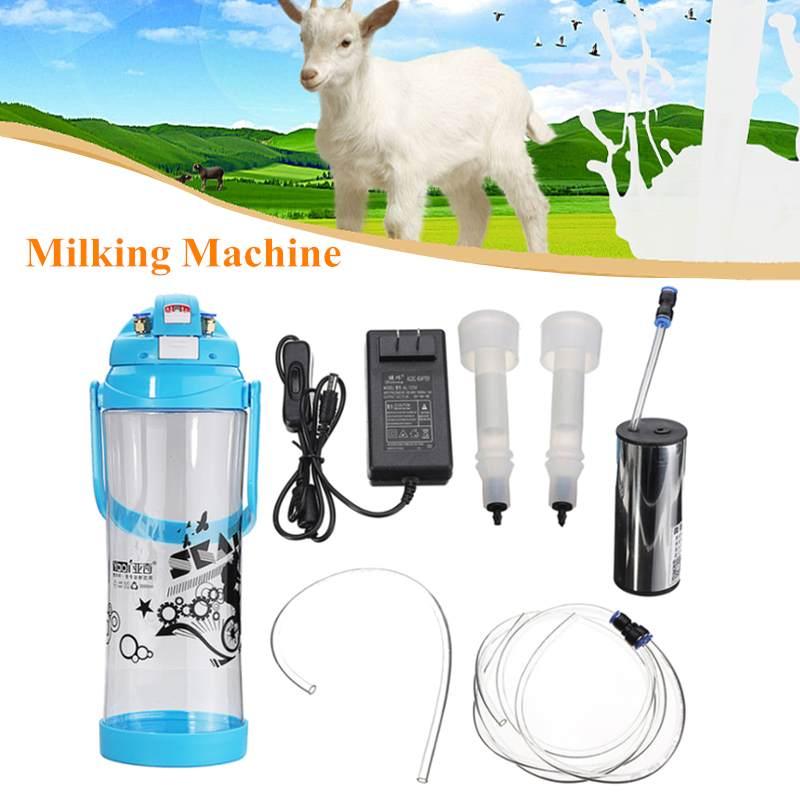 PAS Milker Milking Machine Kit Rubber for Goat Durable Milk Liner Square Head