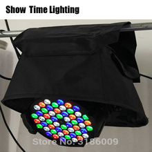 Fast shipping 10pcs/lot stage light Rain Cover led par compact Rain Coat Waterproof Covers use in the rain or snow crystal singing in the rain 3 khao yai