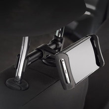 Phone Tablet PC Car Holder Stand Back Auto Seat Headrest Bra
