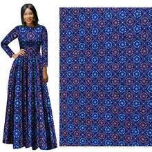 2019 New poly-poly African batik printing fabric manufacturers directly for clothing wholesale  african wax print