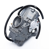 Carburetor Carb Manifold Intake 35.8mm For YAMAHA WARRIOR 350 YFM350 99 04 Parts