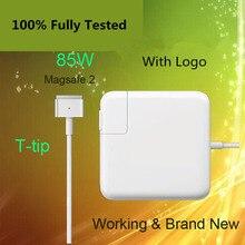BINFUL 100% новый MacSafe 2 85 W 20 V 4.25A Мощность адаптер Зарядное устройство для apple MacBook Pro 15 «17» retina Дисплей A1425 A1398 A1424