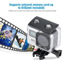 H3 Outdoor 30m Waterproof 4K video and 16MP photos 30fps Dual Screen WIFI Wide A