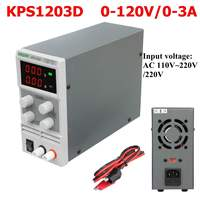 AC 110 220V/220V Adjustable LED Display DC Power Supply Source Adjustable Variable Digital Switching Precision