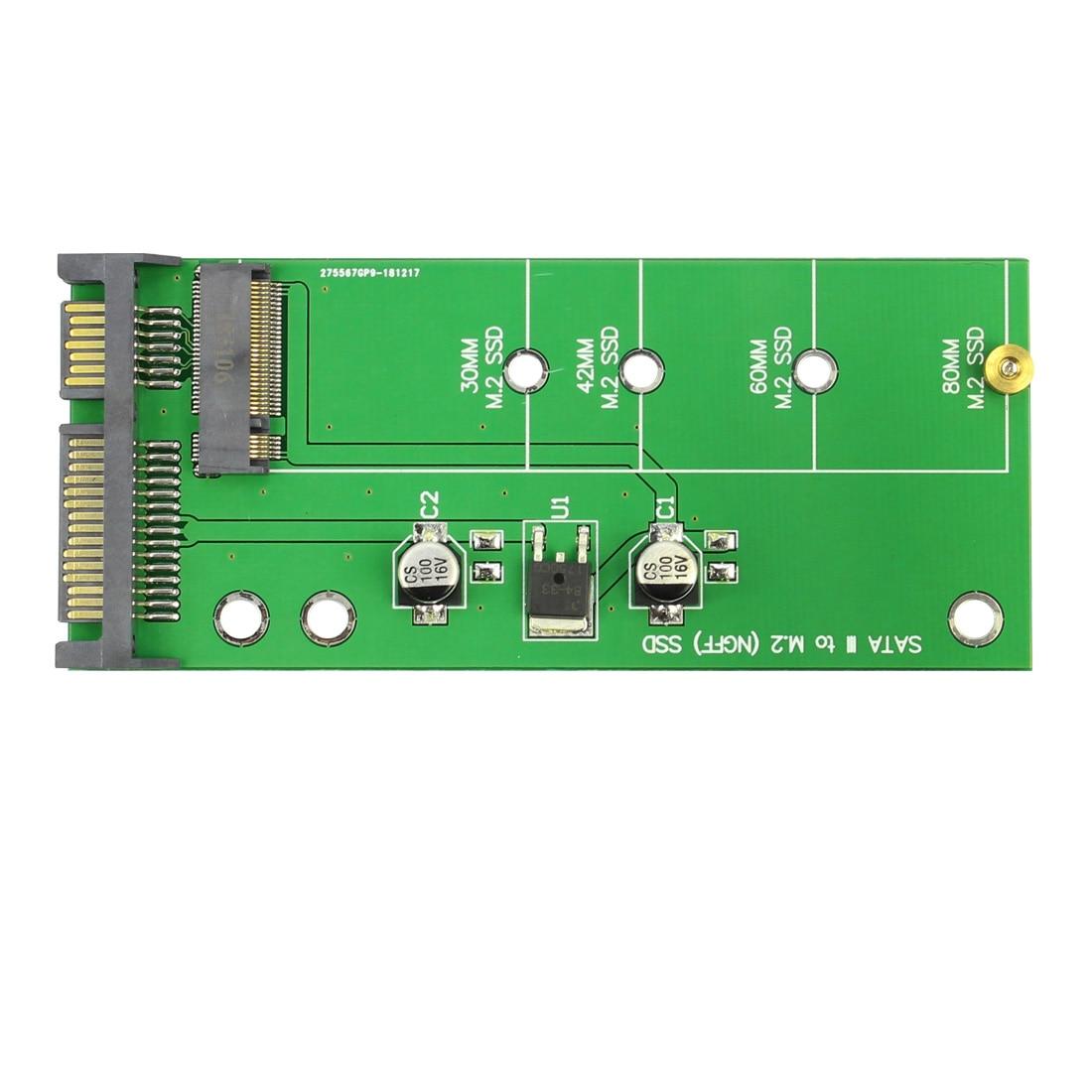 F06483-5 5 conjunto NGFF (M2) SSD de 2.5