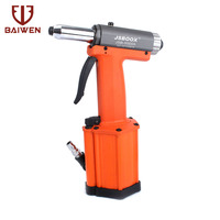 Air Riveter Automatic For Metal Plate Pipe Manufacturing Industry Riveting Pneumatic Hydraulic Rivet Gun 2.4/3.2/4.0/4.8mm