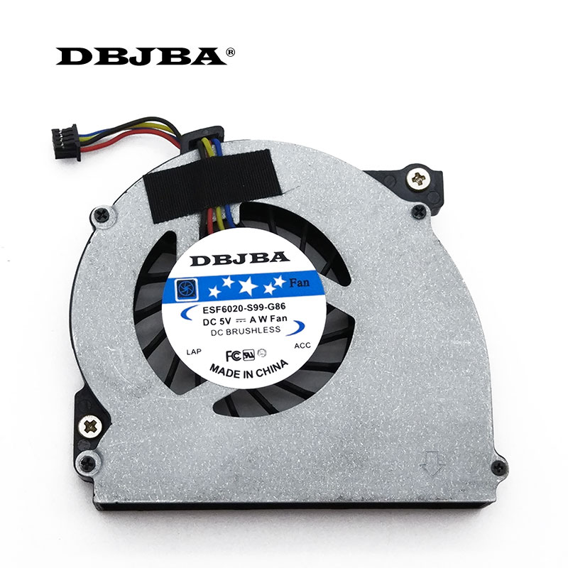 Laptop Accessories New Laptop Cpu Cooling Fan For Hp Elitebook 2560 2570 2560p 2570p Mf60090v1-c130-s9a 651378-001 Dfs451205mb0t Fa5t 6033b0024501