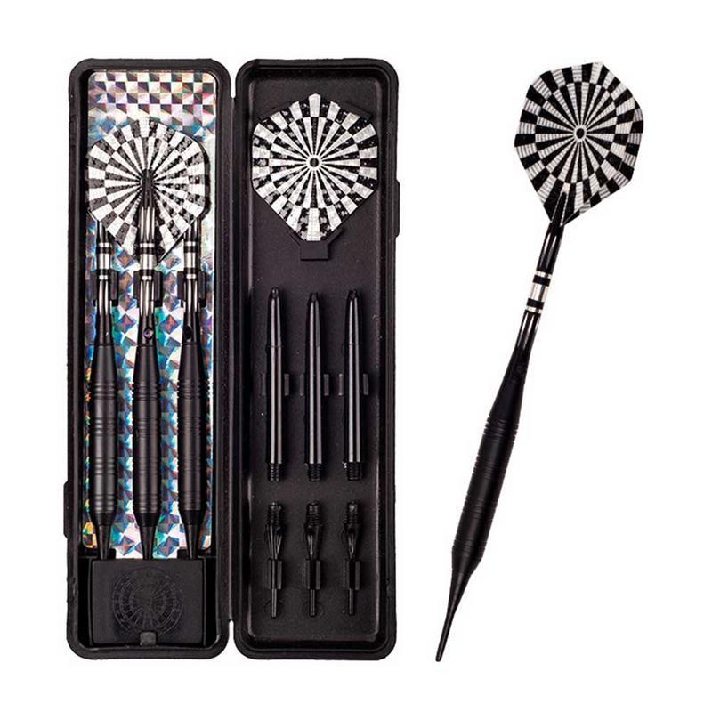 Professional Competition Soft 20 22 Grams Darts Safety Electronic Darts Needle-type Darts Set