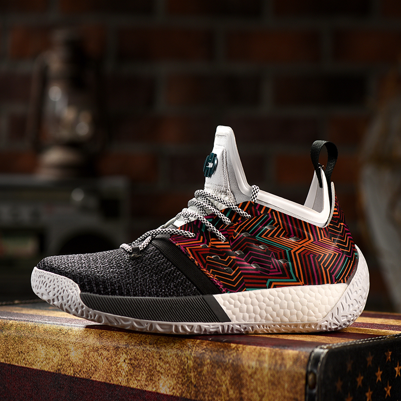 9ef9f911df61 Mahadeng Basketball Shoes boost Harden Vol.2 AQ0048 basket ball Sports  sneakers Size 39-