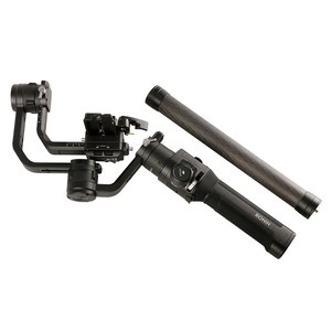 Image 1 - Aluminum alloy Extend Rod Pole Stick for Dji Ronin S Osmo Vimble 2 Crane Smooth 4 Feiyu G6 G5 AK4000 A2000 Telescopic Handheld