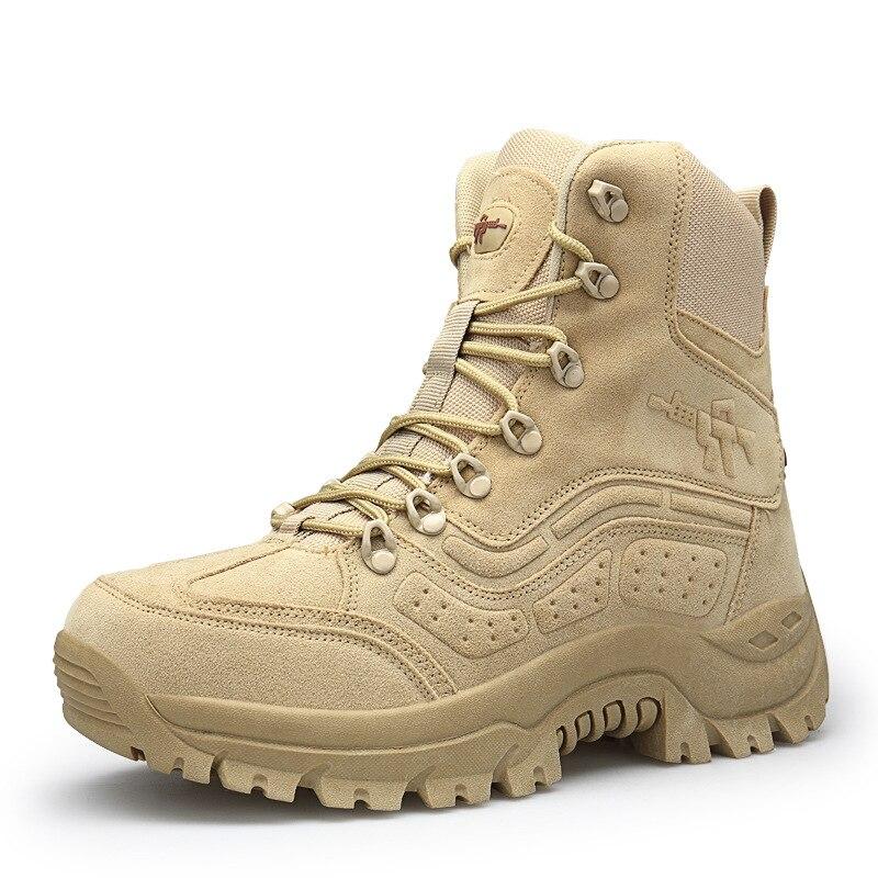 Goede Koop Plus Size 39 ~ 46 Amerikaanse Leger Schoenen