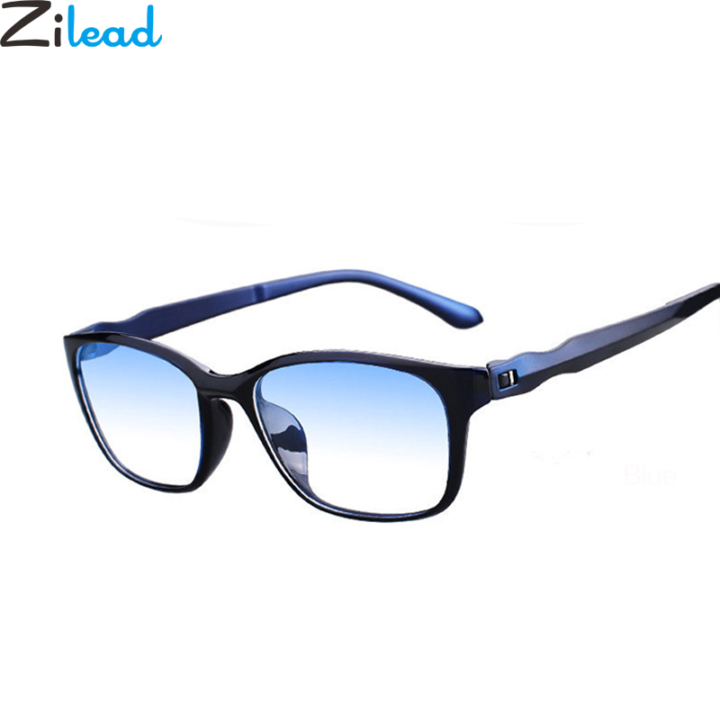 Zilead Ultralight TR90 Anti Blue Light Reading Glasses Men&Women  Presbyopic Glasses Hyperopia Eyeglasses +1.0to+4.0 Unisex
