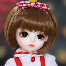 LCC DaisyA BJD SD Doll 1/6 Body Model Boys Girls Figures High Quality Resin Toys For Christmas Or Birthday(China)
