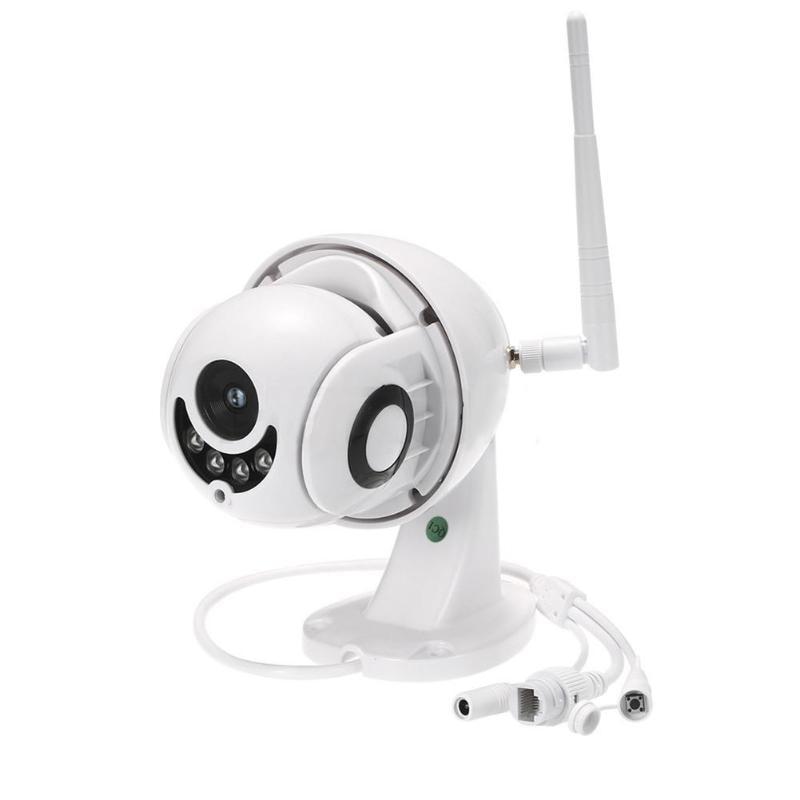 1080p Wireless WiFi IP Camera IP65 Waterproof Two Way Audio Pan Tilt Speed Dome CCTV Security Surveillance Camera1080p Wireless WiFi IP Camera IP65 Waterproof Two Way Audio Pan Tilt Speed Dome CCTV Security Surveillance Camera