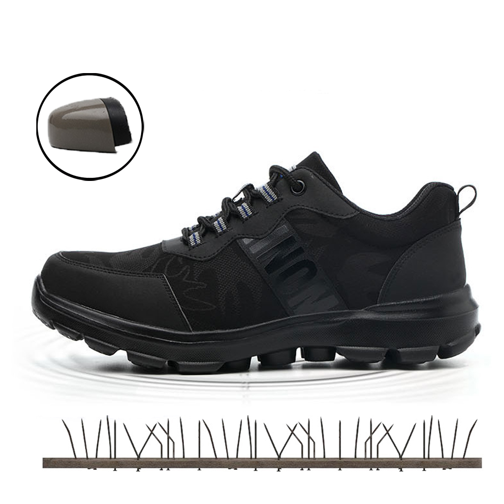 Mens Work Safety Shoes Men Footwear Military Combat Rubber Lightweight Ankle Boots Outdoor Indestructible Shoes Woman SneakersMens Work Safety Shoes Men Footwear Military Combat Rubber Lightweight Ankle Boots Outdoor Indestructible Shoes Woman Sneakers