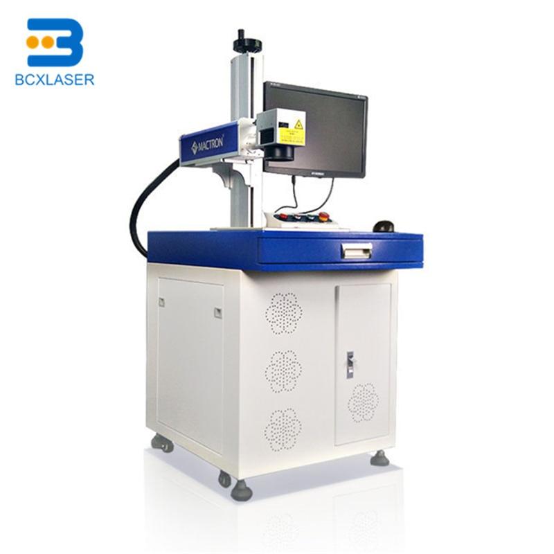 New Condition Industry 220V Machine Fiber Metal Laser Engraving 20W Fiber Laser Marking Machine