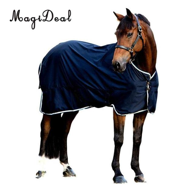 Us 58 06 20 Off 1200d Waterproof West Style Winter Horse Le Blanket Breathable Soft Warm Sheet Rug For Horses And Pony Grooming In Rugs