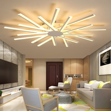 Creative led avize modern chandelier For living room lights bedroom light fixtures lighting ceiling