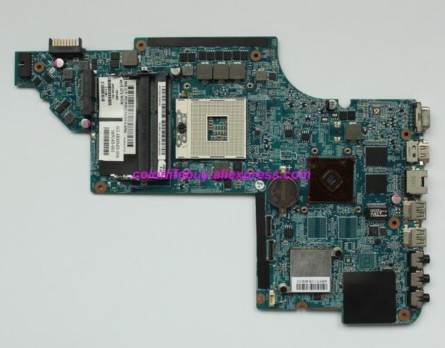Genuine 665346 001 HM65 w HD6490/1G Scheda Grafica Scheda Madre Del Computer Portatile Mainboard per HP Pavilion DV6 DV6 6000 Serie noteBook PC