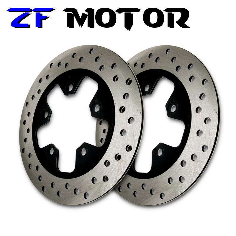 New Motorcycle Rear Rotor Brake Disc For Suzuki Bandit 1200 1250 GSF 650 750 GSR 600