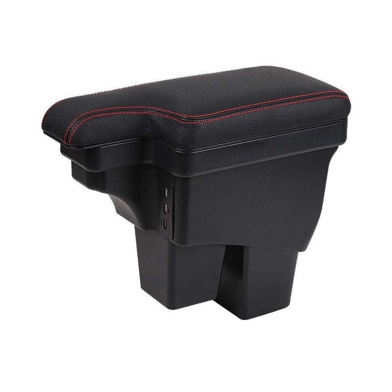 Parts Decoration Car styling Car Arm Rest Automovil Upgraded Interior Styling Decorative Armrest Box 16 17 18 FOR Honda Fit in Armrests from Automobiles Motorcycles