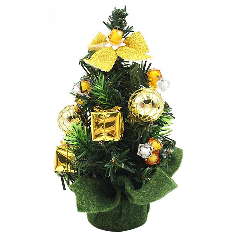 Miniature Artificial Christmas Trees: Mini Small Tiny Artificial Christmas Tree Holiday Indoor