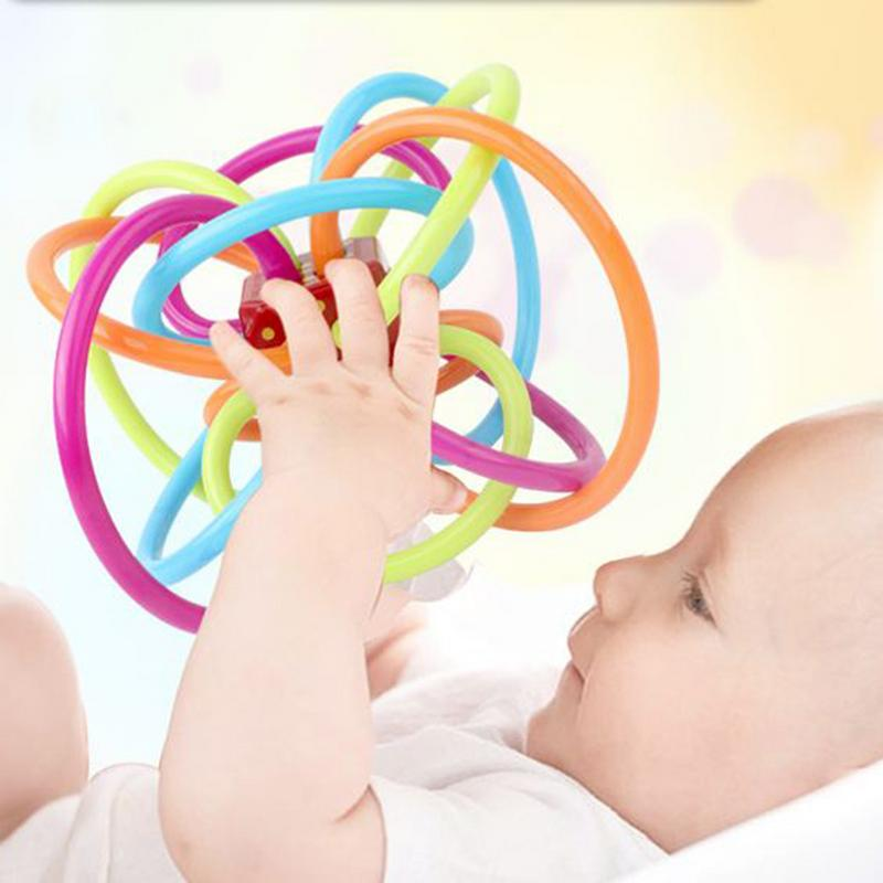 Soft Colorful Ball Toys Touch Bite Caught Hand Oball Ball For Baby Learning Grasping Kids Gift Handheld BABY Toy  Soft Colorful Ball Toys Touch Bite Caught Hand Oball Ball For Baby Learning Grasping Kids Gift Handheld BABY Toy