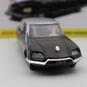Image 4 - Atlas 1/43 French Dinky 1435 Citroen DS Presidentielle Diecast Models Toys Car GIFT Used