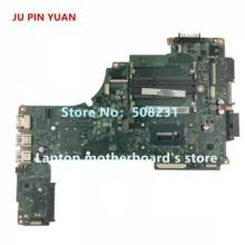 JU булавки юаней A000389330 DA0BLQMB6E0 плата для Toshiba Satellite L50 L50-C материнская с i3-4005U полностью протестирована