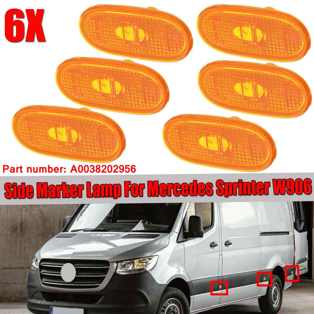 Mercedes Sprinter Front Bumper With Step New Facelift Shape 2014 Onwards W906