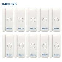 LM101.376 Окно магнитный датчик двери детектор портативный датчик сигнализации s умный дом детекторы беспроводной для системы сигнализации
