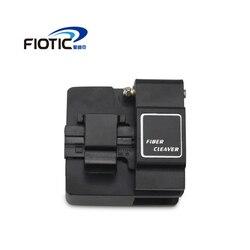 Ftth herramienta de alta precisión de fibra cleaver frío póngase en contacto con dedicada de Metal de fibra óptica de cuchillo de corte envío gratis