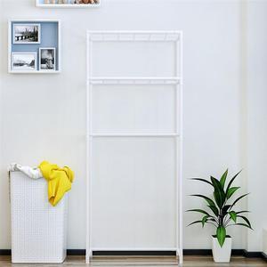 Image 1 - Über die Wc Lagerung Rack Solide Anti rost Nicht slip 3 Tier Display Rack Lagerung Regal Rack für Wc Badezimmer