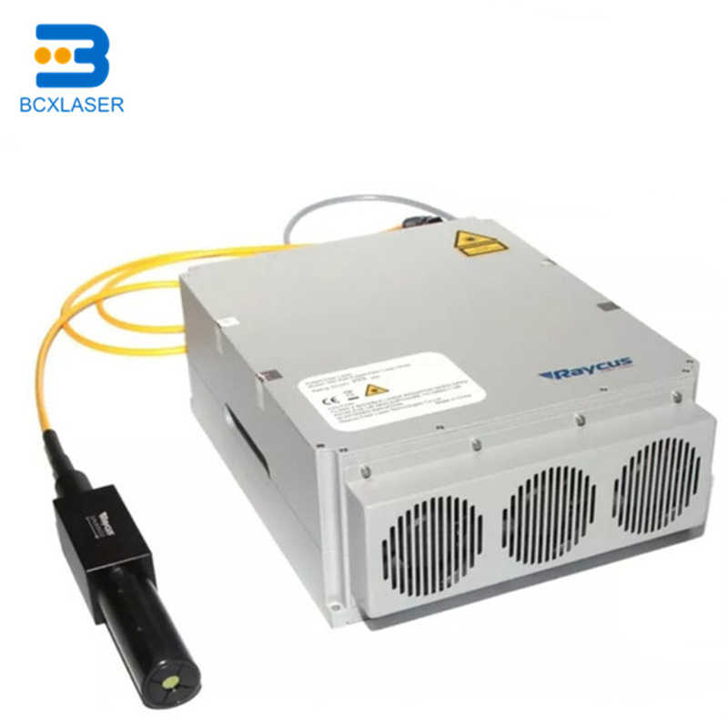 Raycus20w 30w 50w 500w 1000w 1500w 2000w 3000w Pulse Fiber Laser Source/generator For Marking/cutting Metal