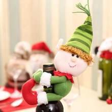 Nuovo Sveglio di Figura Decorazioni per la Tavola Di Natale Babbo Natale c19bdbe39bc0