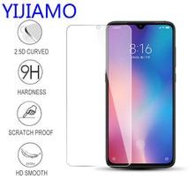 цена 9h Hd Tempered Glass For Xiaomi Mi9 Se glass mi a2 lite Mi8 Se Mi5 Mi6 Mi5s Plus Mi Mix 2s xiomi mix3Screen Glass On Film Glass