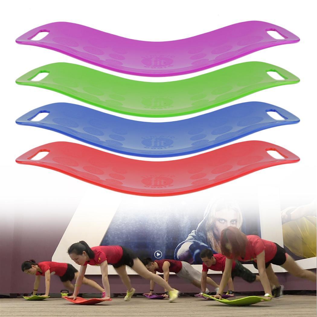 Entraînement Simple de noyau de conseil d'équilibre de forme physique de torsion pour les Muscles abdominaux et les jambes équilibrent le conseil de Yoga de forme physique