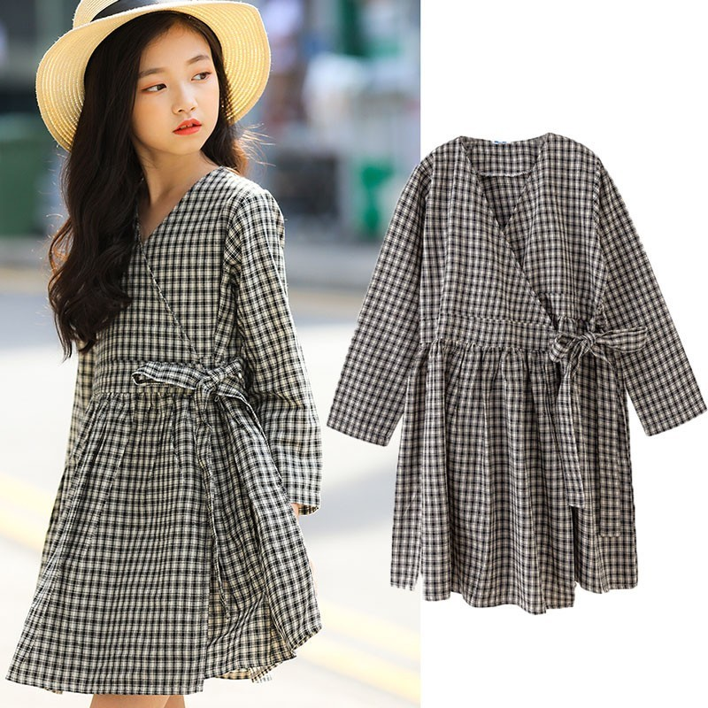 how to buy fashion styles sale usa online Big Kids Clothes Children Clothing For Girls Autumn Spring 2019 Pl...