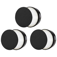 LV H132 Replacement Filter, Hepa And Activated Carbon Filters Kit Compatible Levoit Air Purifier Parts LV H132 RF(3 Pack)