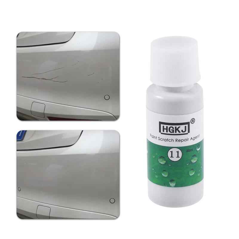 HGKJ-11 Paint Scratch Repair Care Fluid Scratch Remover Agent Polishing Wax Car Restoration Paint Care Auto Maintenance Repaire