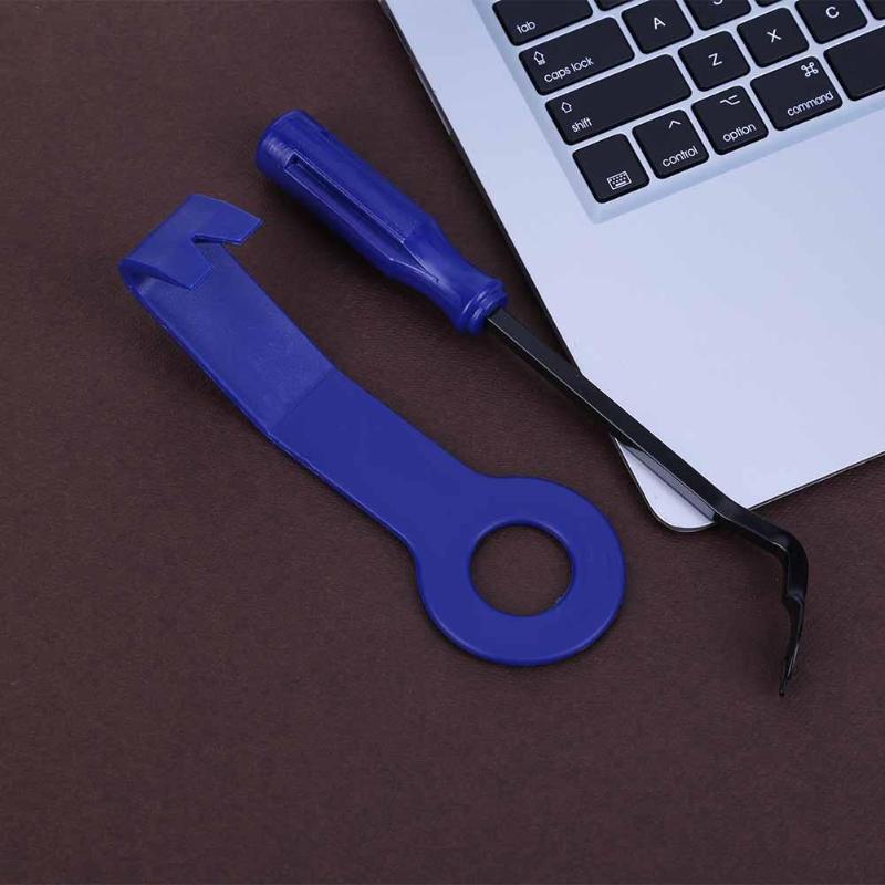 8pcs/set Car Disassembly Tools DVD Stereo Refit Kits Interior Plastic Trim Panel Dashboard Installation Removal Repair Tools