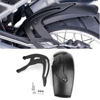 1 Set Motorcycle Rear Hugger Fender Mudguard Mud Flap Splash Guard for BMW R1200 GS LC R1200GS LC Adventure 2013 2018 accesorios