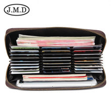New Multi-card Long-style Universal RFID Shielding Card Wallet for Men and Women