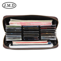 New Multi card Long style Universal RFID Shielding Card Wallet for Men and Women